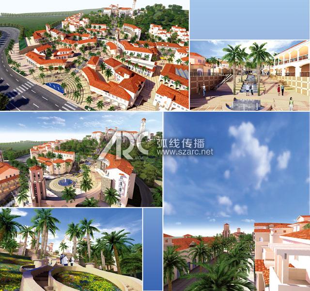虚拟现实将未来城市规划